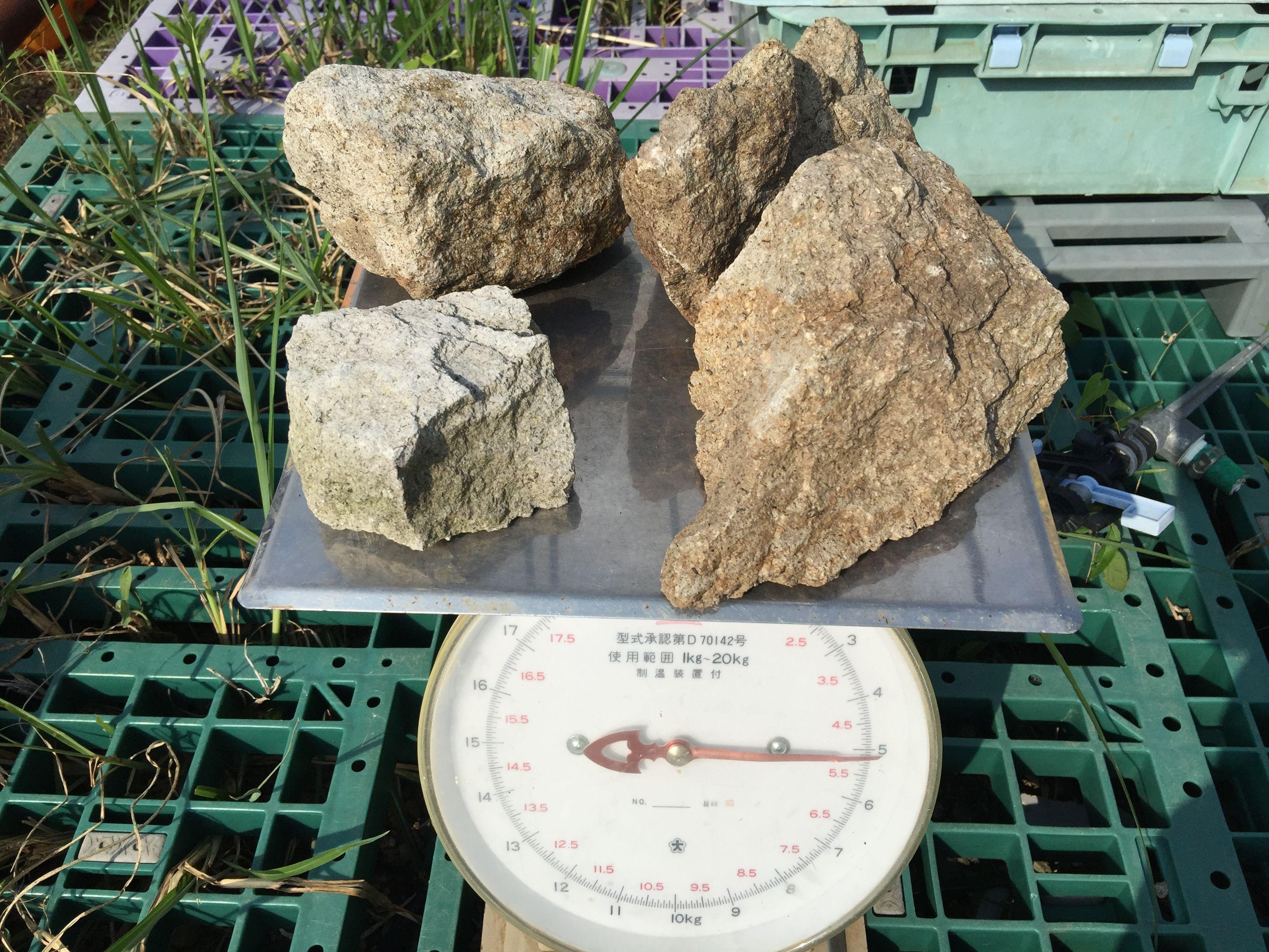 ニニギ石【重量】約5kg