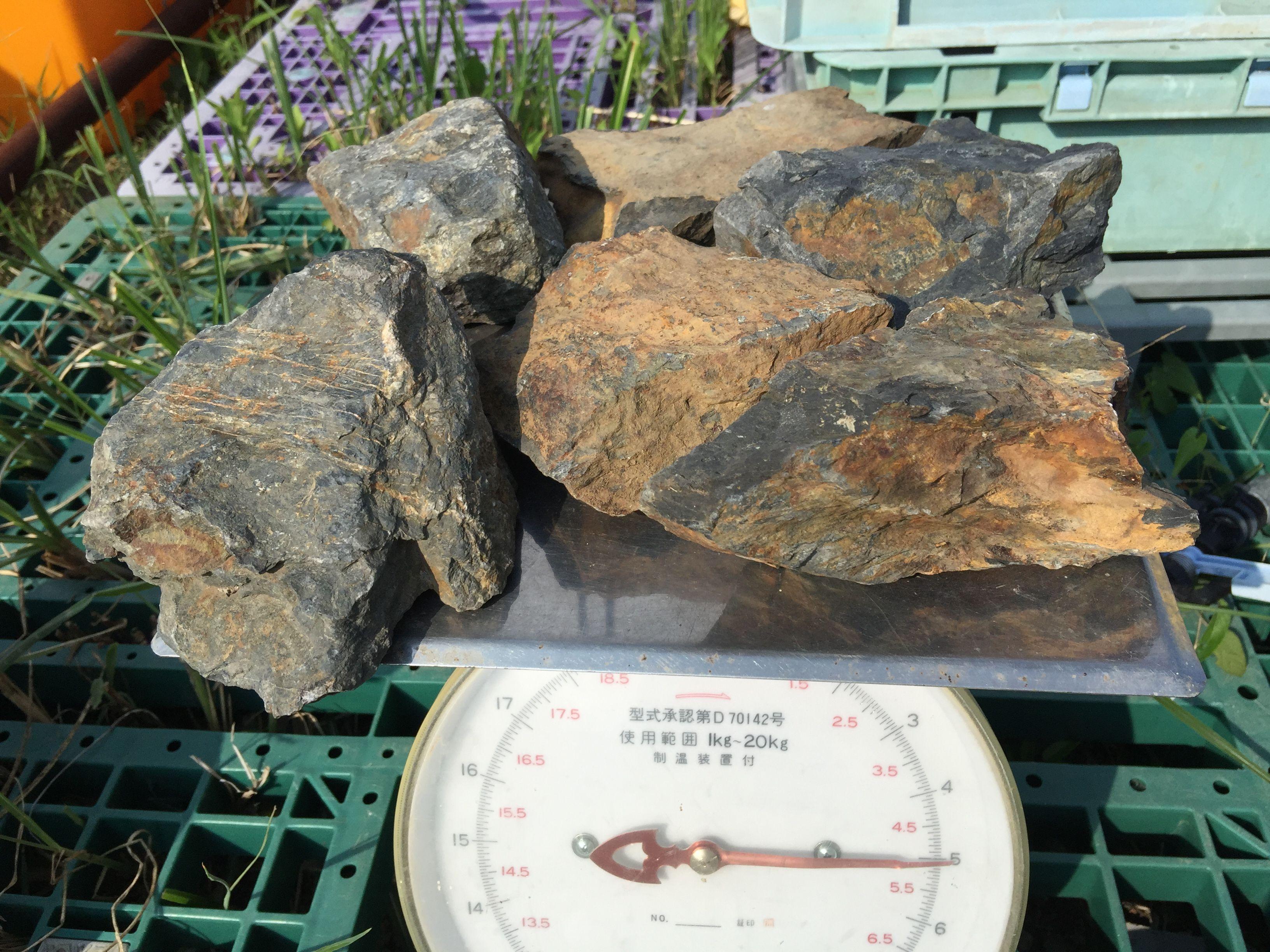 閃ウラン鉱【重量】約5kg